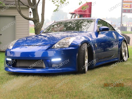 Nissan - 350Z - Daytime - Running - Light - 3